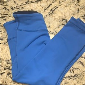 Lululemon crop pants -size small